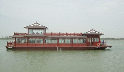 寧波電動游船生產廠家