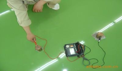 陽泉室內環氧地坪工程