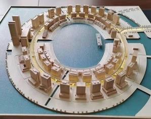 河津藝術館模型生產廠家