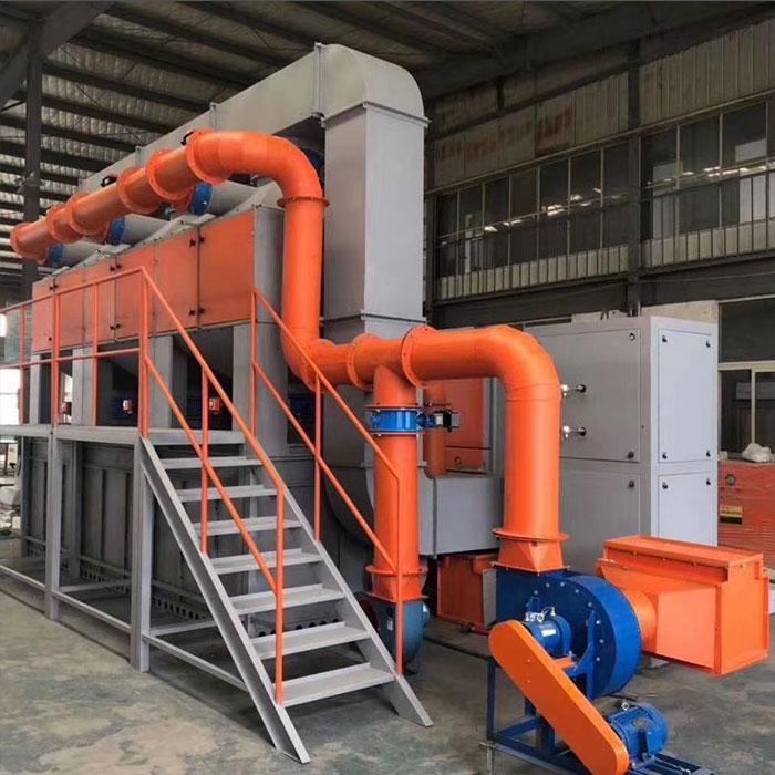 臺州噴塑廢氣處理設備價格