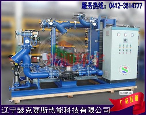 阿克蘇地列管式換熱設備廠家