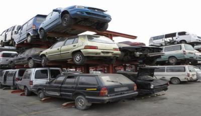 涪陵報廢車拆解市場