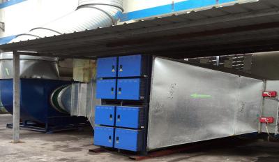 江西企業廢氣處理安裝