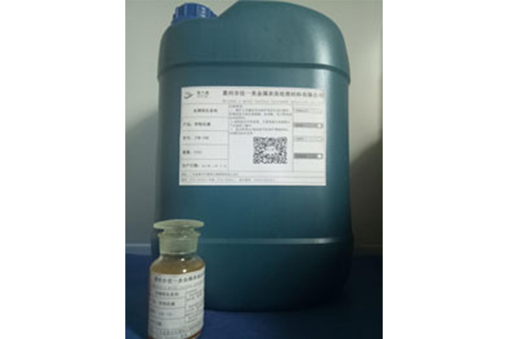无锡3cr13马氏体钝化液配方